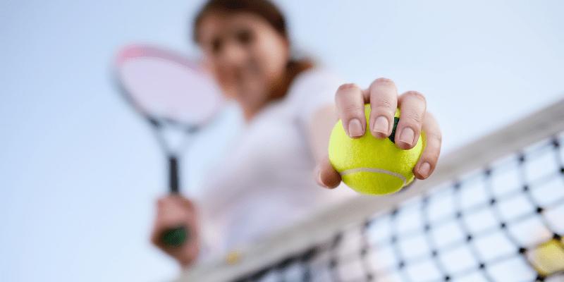 tenis a coaching